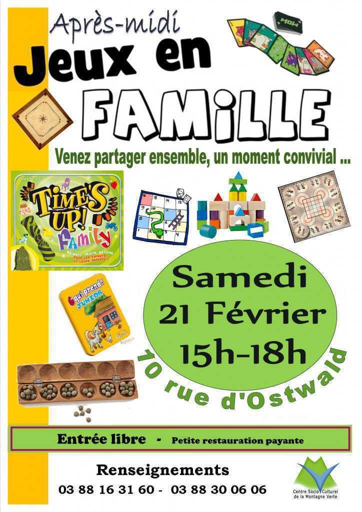 Affiche AM jeux de famille 21 Fév. 2015