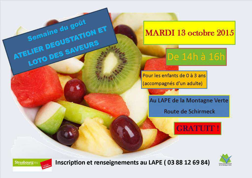 LAPE CSC salade de fruits